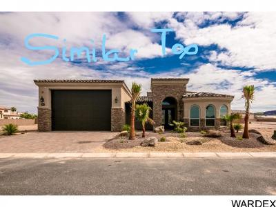Lake Havasu City AZ Single Family Home Pending: $699,900