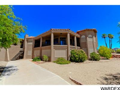 Lake Havasu City Single Family Home For Sale: 2415 Little Plz