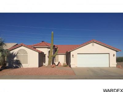 Mohave Valley Single Family Home For Sale: 9038 S Via Rancho Dr
