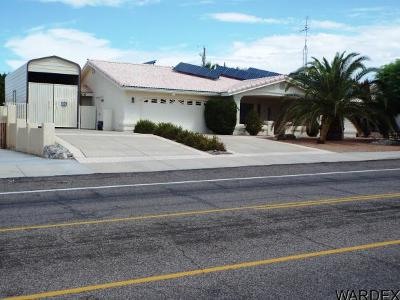 Lake Havasu City Single Family Home For Sale: 3273 Jamaica Blvd