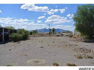 Lake Havasu Mobile Home Est Residential Lots & Land For Sale: 3171 Kenneth Ln