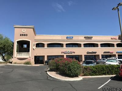 Bullhead City, Golden Valley Commercial For Sale: 2580 Highway 95 #204