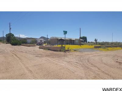 Kingman Manufactured Home For Sale: 8990 E Western Dr