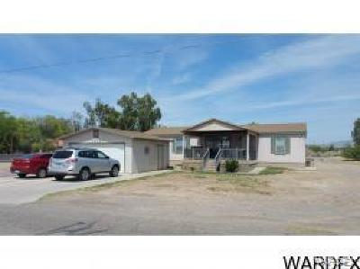 Mohave County Manufactured Home For Sale: 10181 S St George Rd
