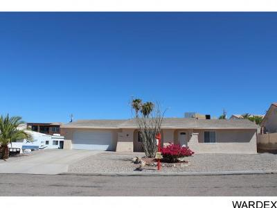 Lake Havasu City Single Family Home For Sale: 1961 Ranchito Dr