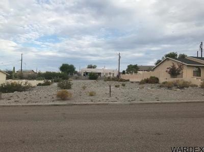 Lake Havasu City Residential Lots & Land For Sale: 2669 Bamboo Dr