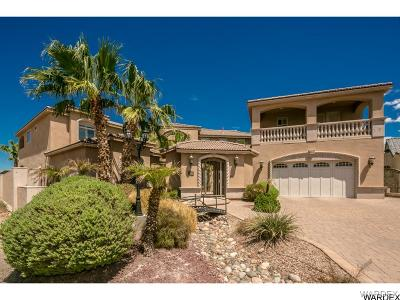 Fort Mohave Single Family Home For Sale: 6110 S Los Lagos Place