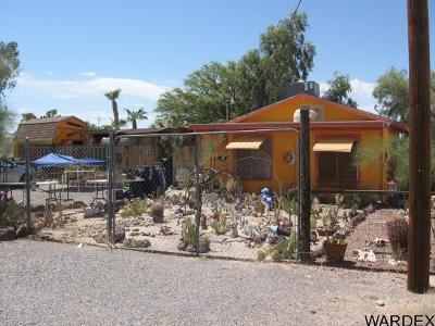 Topock/golden Shores Single Family Home For Sale: 12818 S Cortaro Drive