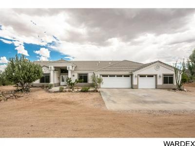 Kingman Single Family Home For Sale: 450 W Cedar Ridge Rd