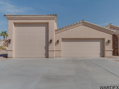 Mohave County Single Family Home For Sale: 698 Paseo Granada