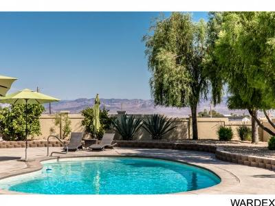 Lake Havasu City Single Family Home For Sale: 7642 N Sierra Vista Dr