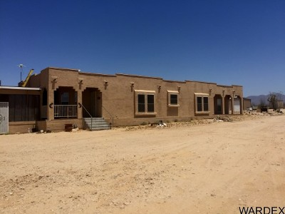 Mohave County Manufactured Home For Sale: 2123 W Yellow Bird Dr