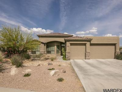 Refuge At Lake Havasu Single Family Home For Sale: 1923 E Troon Dr