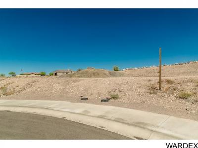 Havasu Foothills Estates Residential Lots & Land For Sale: 3080 Avienda Del Sol