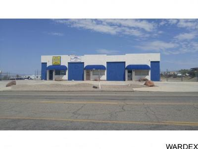 Lake Havasu City Commercial For Sale: 1911 Industrial Blvd