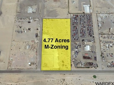 Fort Mohave Residential Lots & Land For Sale: 1723 E Lipan Boulevard