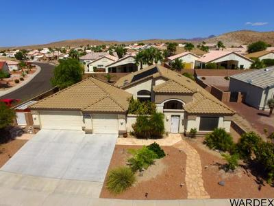 Bullhead City Single Family Home For Sale: 2951 Ladera Dr