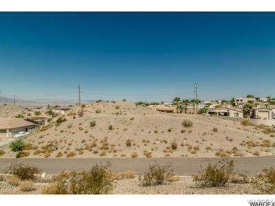 Lake Havasu City AZ Residential Lots & Land For Sale: $87,000