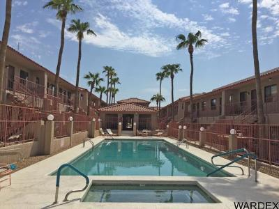 Lake Havasu City Condo/Townhouse For Sale: 1957 Mesquite Ave 32