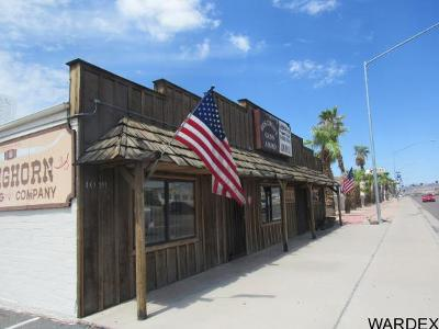 Bullhead City, Golden Valley Commercial For Sale: 1091 Highway 95