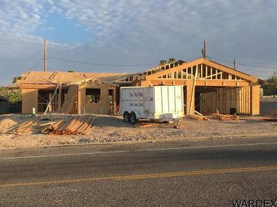 Lake Havasu City Single Family Home For Sale: 3109 Chemehuevi Blvd