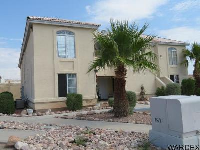 Bullhead City Multi Family Home For Sale: 3405 McCormick Blvd.