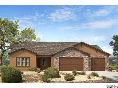 Bullhead City Single Family Home For Sale: 2887 Sidewheel Dr