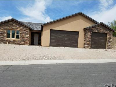Bullhead City Single Family Home For Sale: 2875 Sidewheel Dr