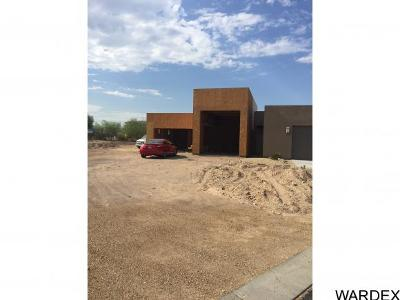 Mohave County Single Family Home For Sale: 1651 Sailing Hawks Dr #101