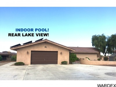 Single Family Home For Sale: 721 Donner Cir