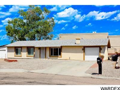 Lake Havasu City Single Family Home For Sale: 1971 Park Terrace Pl