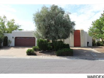Kingman AZ Single Family Home For Sale: $189,900