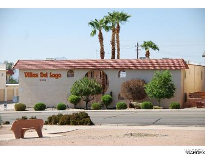 Lake Havasu City Condo/Townhouse For Sale: 2301 McCulloch Blvd N G