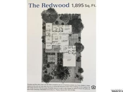 Bullhead City Single Family Home For Sale: 2538 Sonoma Road