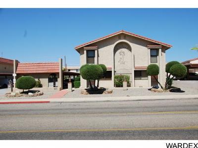 Lake Havasu City Condo/Townhouse For Sale: 2085 Mesquite Ave 14