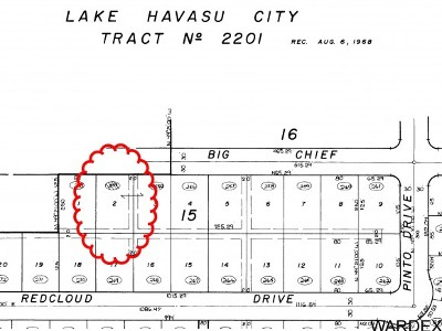 Lake Havasu City Residential Lots & Land For Sale: 3560 Big Chief Dr