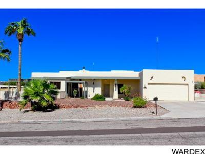 Lake Havasu City AZ Single Family Home For Sale: $274,900