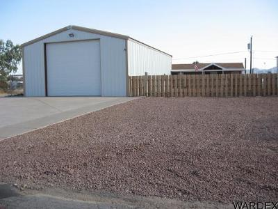 Mohave County Manufactured Home For Sale: 4706 E Tule Dr