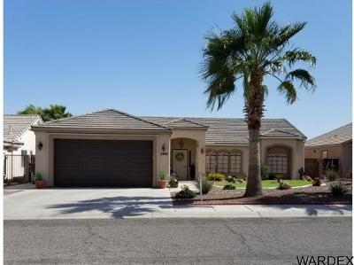 Mohave Valley Single Family Home For Sale: 2488 E Palo Verde Dr