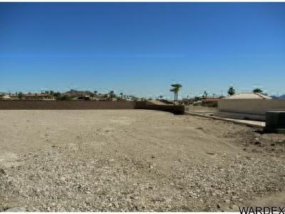 Lake Havasu City Residential Lots & Land For Sale: 2012 Burke Ln