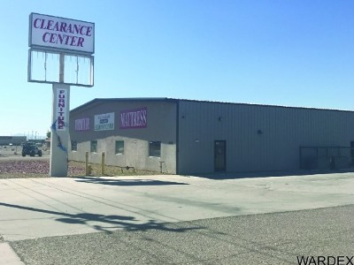 Fort Mohave Commercial For Sale: 4615 S Highway 95