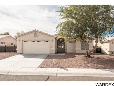 Fort Mohave Single Family Home For Sale: 1944 E Pyramid Lake Dr