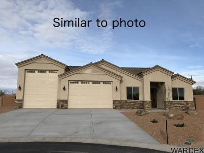 Lake Havasu City Single Family Home For Sale: 1872 E Savannah Bend