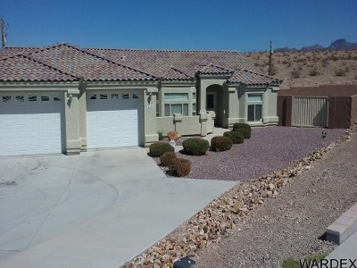 Bullhead City Single Family Home For Sale: 4009 San Rosa Pl