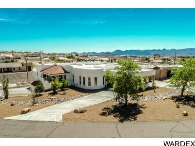Lake Havasu City Single Family Home For Sale: 3650 Pontchartrain Dr