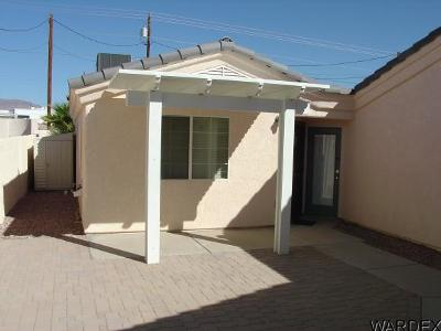 Lake Havasu City Rental For Rent: 1440 Park Terrace Ave #102