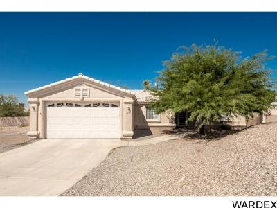 Lake Havasu City Single Family Home For Sale: 3411 Surry Ln