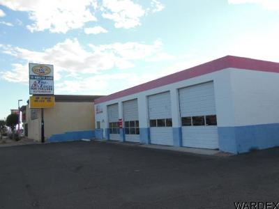 Bullhead City, Golden Valley Commercial For Sale: 2671 Highway 95