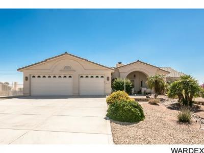 Lake Havasu City Single Family Home For Sale: 3638 Fiesta Dr