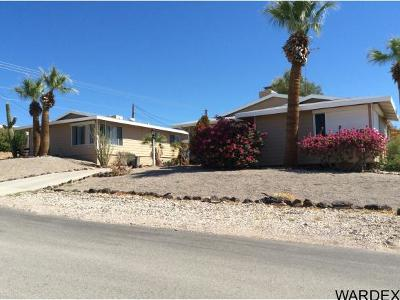 Lake Havasu City Multi Family Home For Sale: 2531 S Fremont Dr